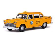 1981 Checker Cab Los Angeles 1:18 SunStar 2503