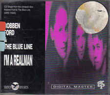 Robben Ford& the blue line- I m a real man cd maxi single
