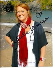DOC MARTIN personally signed 10x8 - LOUISE JAMESON