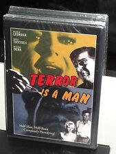 Terror is a Man (DVD) Gary De Leon, Francis Lederer, Greta Thyssen, BRAND NEW!
