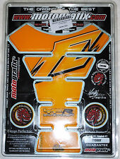 """protège réservoir moto MOTOGRAFIX """" FZ """" Yamaha FZ1 FZ6 FZ8 neuf"""