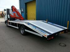 Iveco/ Seddon Eurocargo 7.5t Recovery Car Transporter Aluminium Body