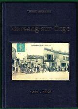 Morsang sur Orge 1901 - 1950, Régionalisme, Anecdotes, Personnalités, Bourgoin