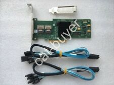LSI SAS 9210-8i 8-port 6Gb/s PCIe RAID SATA Controller card+2pcs SFF-8087 cables