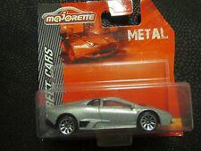 MAJORETTE METAL STREET CARS LAMBORGHINI REVENTON ON CARD