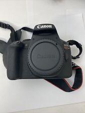 Canon EOS Rebel T7i / EOS 800D 24.2MP Digital SLR Camera - Black (Kit w/ EF-S...