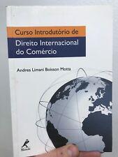 Curso Introdfutorio de Direito Internacional do Comercio 2010 Manole Ltda