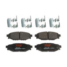 Disc Brake Pad Set-Premium Disc Brake Pad Rear TRW TPC1114