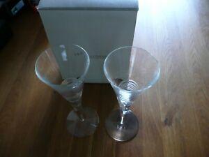 Jasper Conran champagne glasses