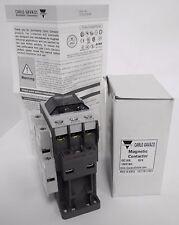 Carlo Gavazzi GC18S Magnetic Contactor 1NO 1NC DC24V