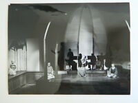 Foto Original Paño Rajak Ohanian Opera C.1975