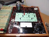 1 Röhre Telefunken RENS 1823D 25 mA Tube Valve geprüft auf Funke W19 BL888