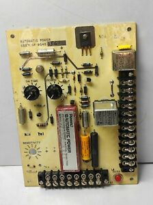 Pennwalt Automatic Power 90450561 PCB 9045 0561 4070-0022