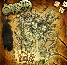 OMNIA - LIVE ON EARTH   CD NEUF