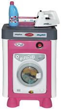 Coloma Kinder Waschmaschine Carmen Spielwaschmaschine mit Zubehör