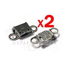 2X Samsung Galaxy Alpha SM-G850A G850F G850T G850Y USB Charger Charging Port USA