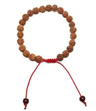 8 mm Rudraksha Bracelet Nepal japa mala