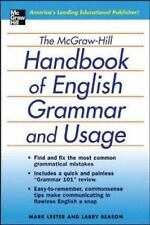 The McGraw-Hill Handbook of English Grammar and Usage  (ExLib)