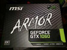 MSI Geforce GTX 1060 3g graphics card