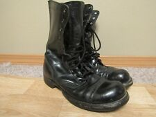 Vintage Corcoran Boots 8.5 1950s Jump Boots Combat Military Paratrooper WWII USA