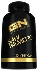 GN Laboratories Saw Palmetto Sägepalmextrakt 600mg Sägepalme 120 Caps + Geschenk