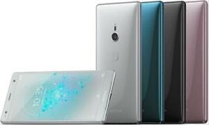 Sony Xperia XZ2 Dual SIM H8266 Single SIM H8216 64GB 4GB RAM 19MP Smartphone
