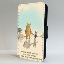 Original Winnie The Pooh Quote FLIP PHONE CASE COVER for IPHONE SAMSUNG