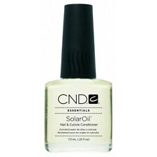 CND Essentials SOLAR OIL nail and cuticle conditioner 7.3ml + Free Shipping