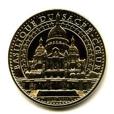 75018 Montmartre, Basilique du Sacré-Coeur, 2018, Monnaie de Paris