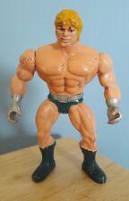 He-Man/MOTU-Laser Power He-Man-Mattel (1987) - Super rare objet!