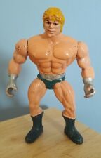 He-Man / MOTU - Laser Power He-Man - Mattel (1987) - Super Rare Item!