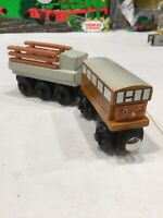 CATHERINE & CARGO TENDER Thomas & Friends Wooden Railway Train Tank Engine