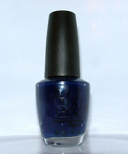 OPI Sapphire In The Snow Nail Polish HL A07  Retired Holiday Wishes Collection