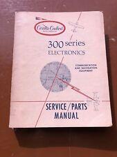 Cessna 300 Series Electronics Communication and Navigation Parts Manual