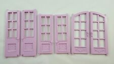 Fisher Price Loving Family Twin Time Dollhouse Doors Replacement Parts