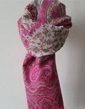 100% Wool kashmiri Kani designed shawl stole scarf