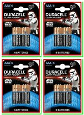 24 DURACELL AAA ULTRA POWER Check MX2400 Batterie Pile MiniStilo LR03 Duralock