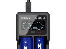 Ładowarka Xtar VC2S do akumulatorów Li-ion 10440-26650 NiMH NiCd