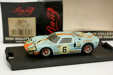 Bang 1/43 - Ford GT40 Le Mans 1969 N°6