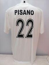 Match worn shirt Pisano Pisa Calcio No Sampdoria Roma Inter Fiorentina Milan