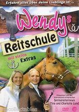DVD - WENDYS REITSCHULE - MIT VIELEN EXTRAS - NEU/OVP