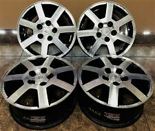 """16"""" 16 Inch OEM Factory Cadillac  CTS NEW Wheels Rims  Set Of 4 5x115"""