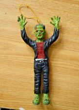 """Vintage Rare 7"""" Frankenstein Monster Jiggler Hong Kong 60/70's"""