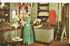 the margaret hunter shop ,jamestown,virginia postcard dated 1971