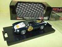 PORSCHE 550 RS N°58 CARRERA MEXICO 1954 BRUMM R277 1:43