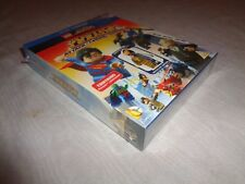 Lego - Justice League Legion of Doom -  Blu-Ray dvd - New & Sealed!