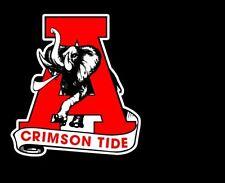 🔥 Alabama Crimson Tide Car Truck Window Decal Sticker NCAA Football College 🔥