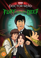 Doctor Who Fury From The Deep DVD NUOVO