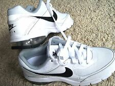 Nike Air Max Rebel Trainers UK Size 5.5 EUR 38.5 in White NEW in Box
