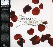 John Zorn - Six Litanies for Heliogabalus [New CD]